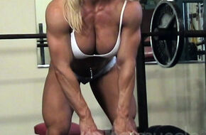 Naked women bodybuilders